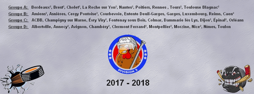 France Hockey D3