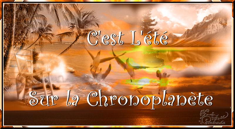 Chronoplanète