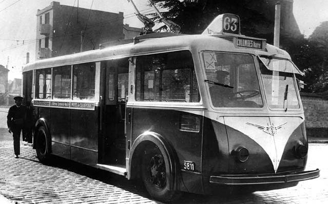 Histoire des bus dans vos villes - Ligne bus limoges ...