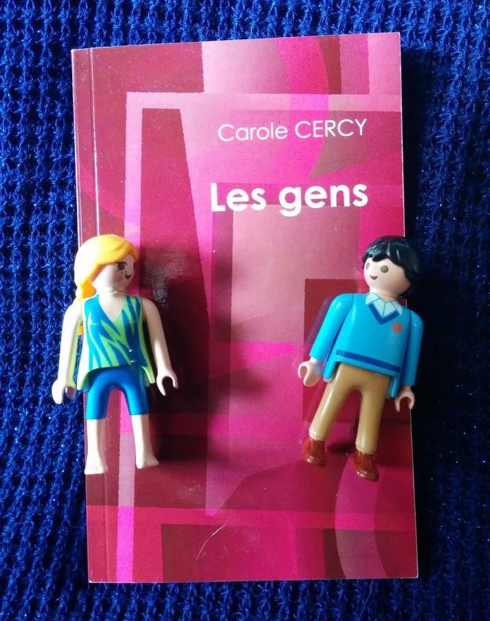 """""""Les gens"""" de Carole Cercy"""