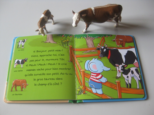 """Tibi à la ferme"""