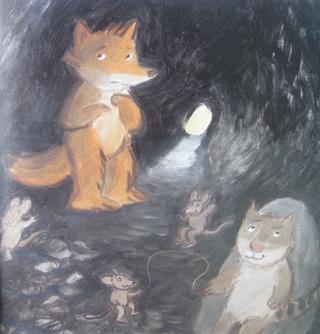 """""""J'ai une faim de loup"""""""