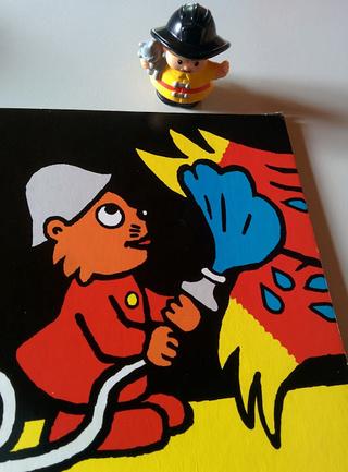 """Roro le pompier"""