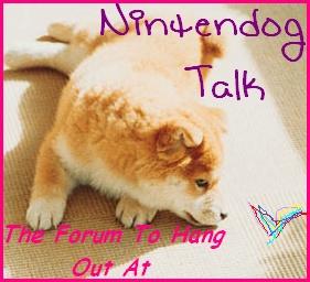 Nintendog Talk
