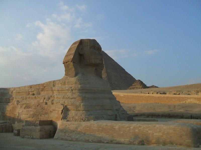Photos du Caire Sphinx10