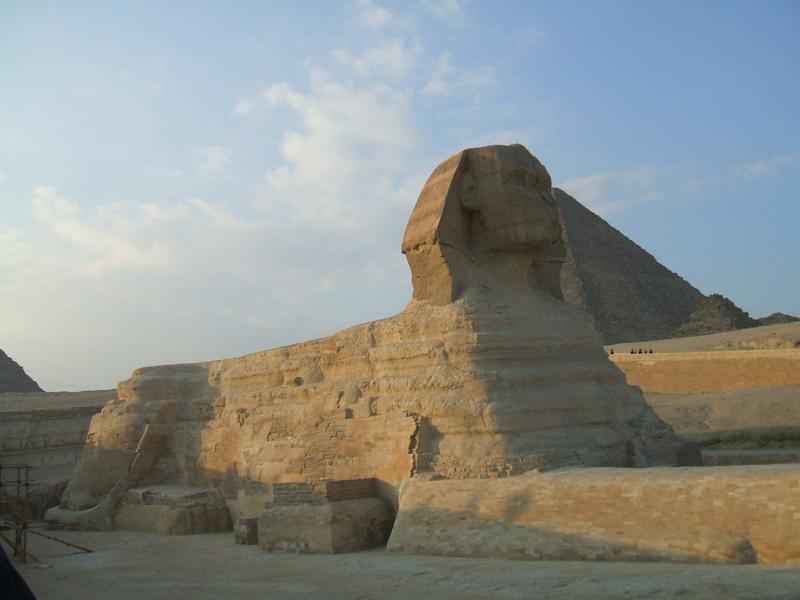 Photos du Caire Sphinx11
