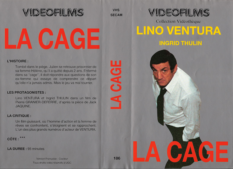 La Cage Cage10