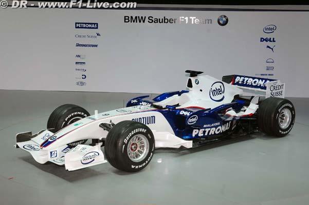 [2007] Présentation BMW-Sauber 2007 F1_0710