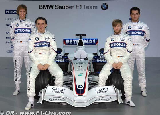 [2007] Présentation BMW-Sauber 2007 F1_07p10
