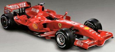 [2007] Présentation de la Scuderia Ferrari version 2007 ! F200710