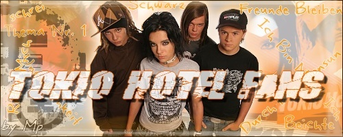 Tokio Hotel Fans Bannie10