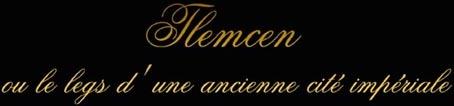 Cité de Tlemcen