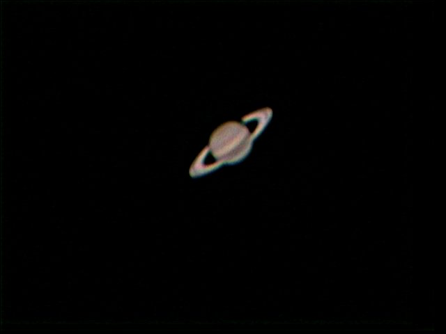Quelques Satellites de Saturne et Saturne Saturn10