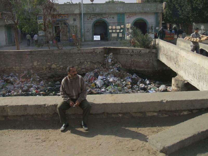 Photos du Caire Dechet12