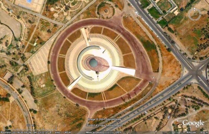 Monuments de Bagdad - Irak Palais10