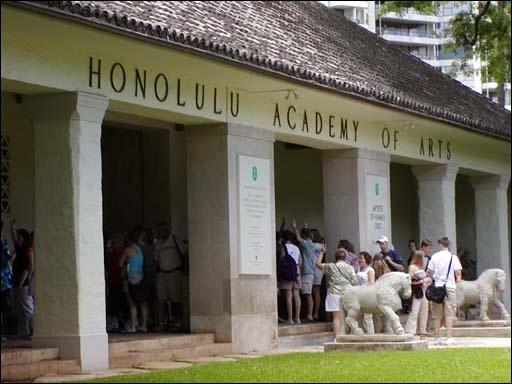 Honolulu Academy of arts Academ10