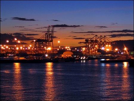 Port of Honolulu Port110