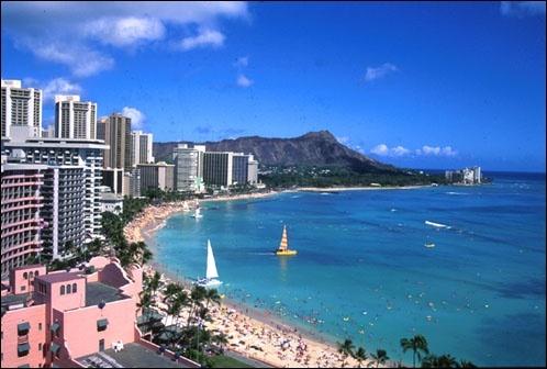 Waikiki Beach Waikik12