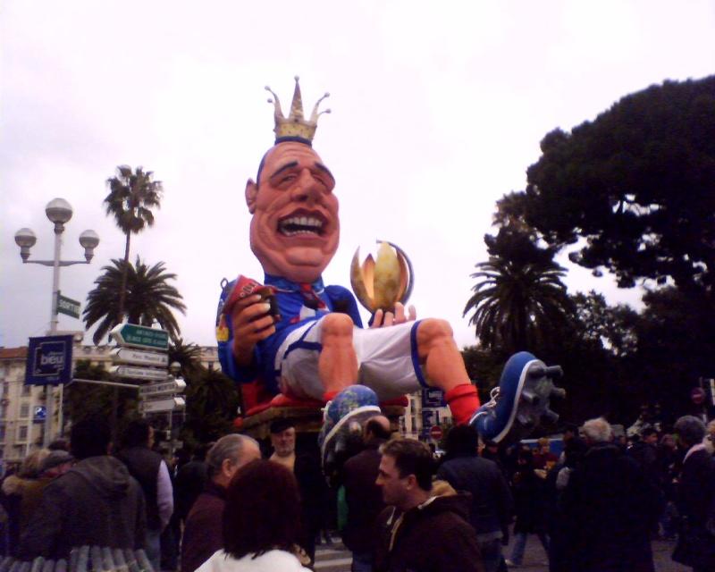 Le Carnaval de Nice 25-02-10