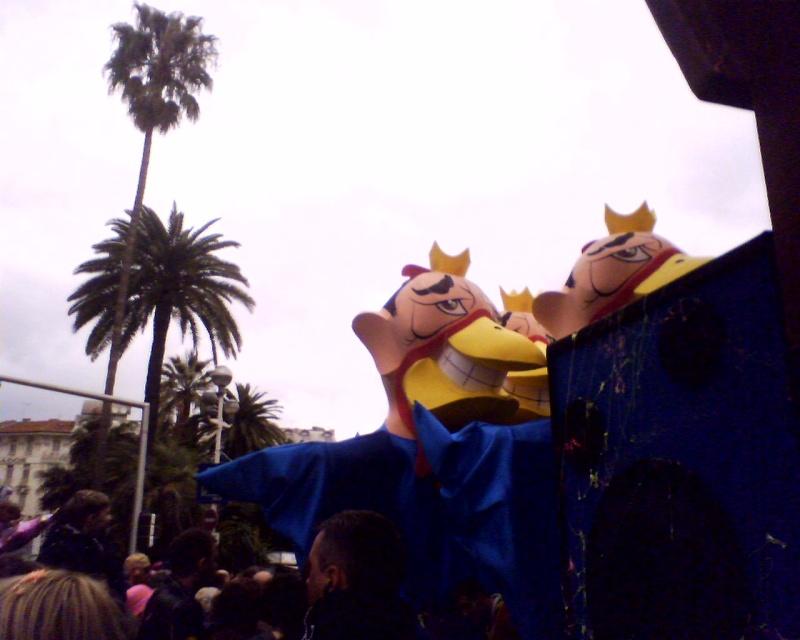 Le Carnaval de Nice 25-02-11