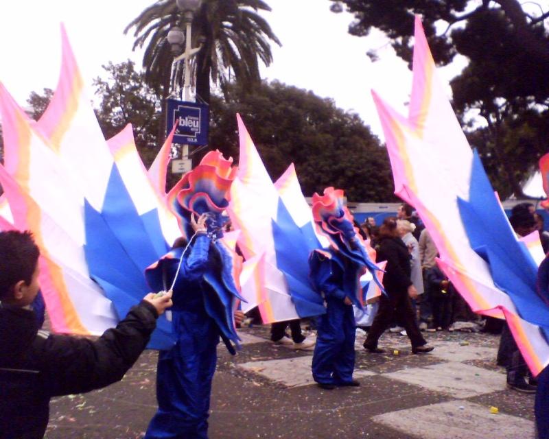 Le Carnaval de Nice 25-02-12
