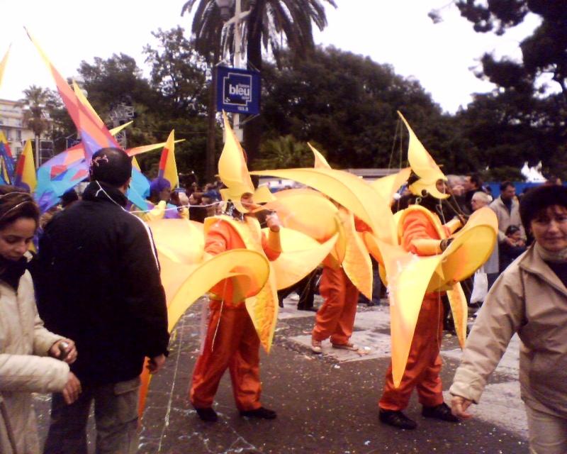 Le Carnaval de Nice 25-02-13