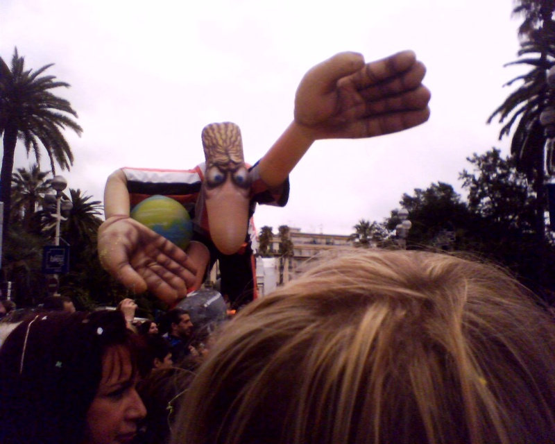 Le Carnaval de Nice 25-02-14