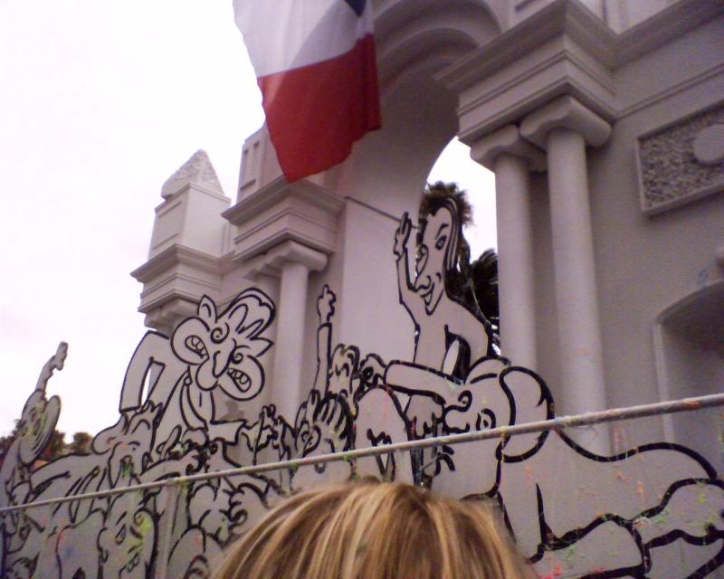 Le Carnaval de Nice 25-02-16