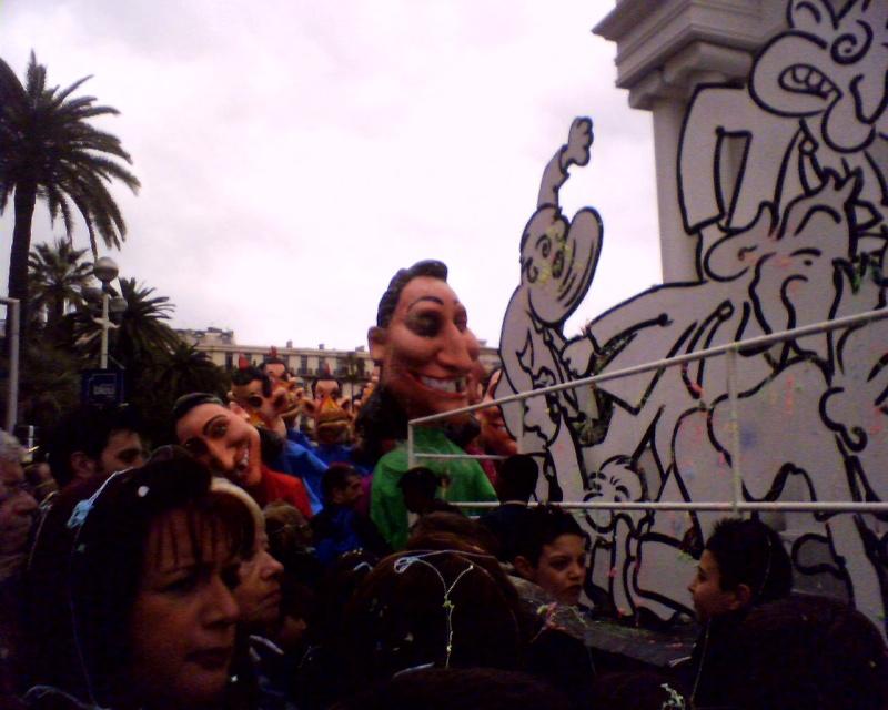 Le Carnaval de Nice 25-02-17