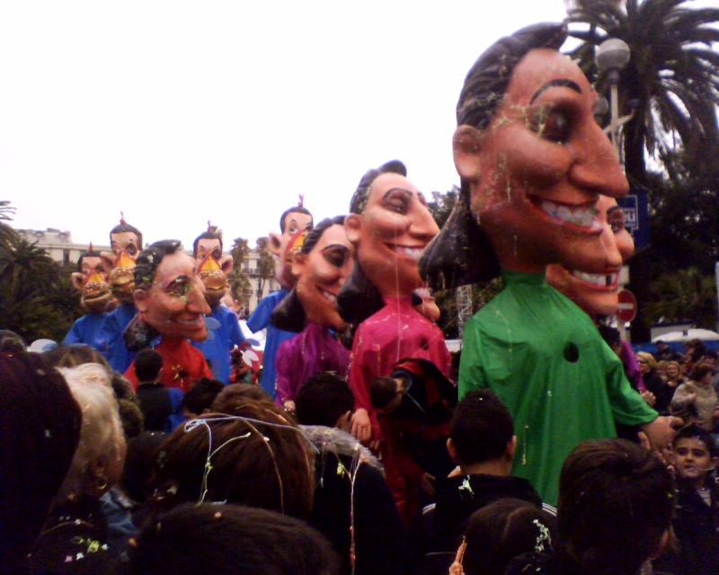 Le Carnaval de Nice 25-02-18
