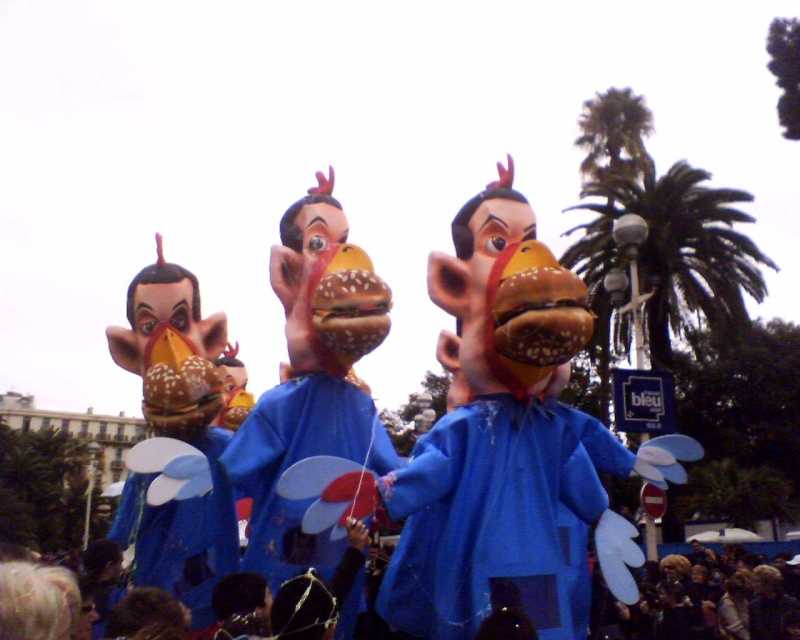 Le Carnaval de Nice 25-02-19