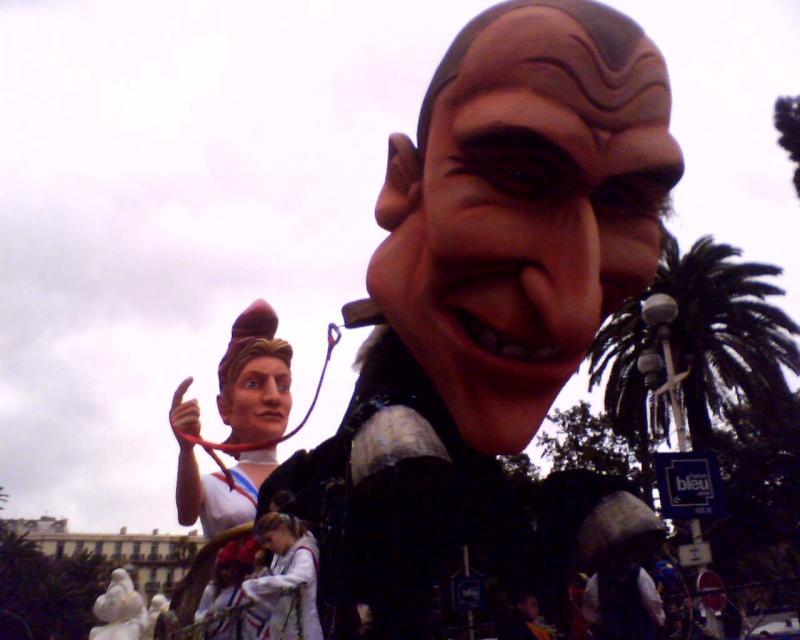 Le Carnaval de Nice 25-02-20