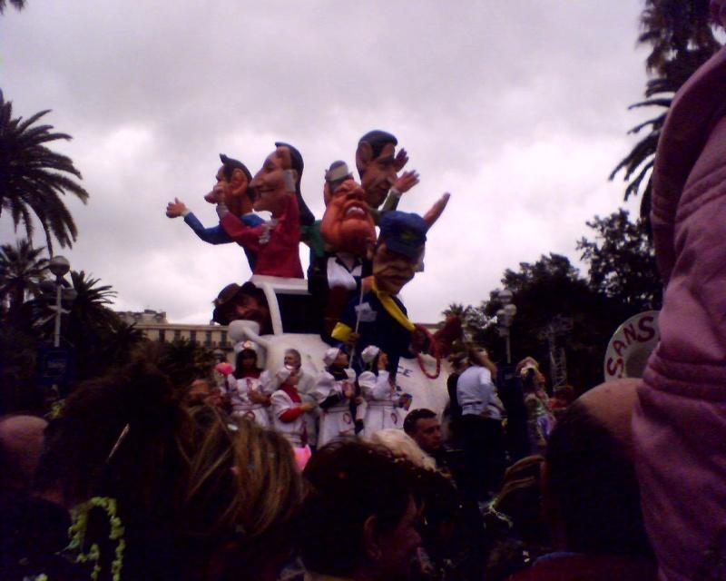 Le Carnaval de Nice 25-02-23