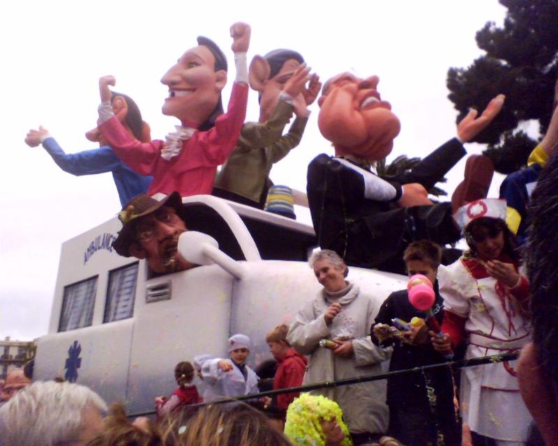 Le Carnaval de Nice 25-02-24