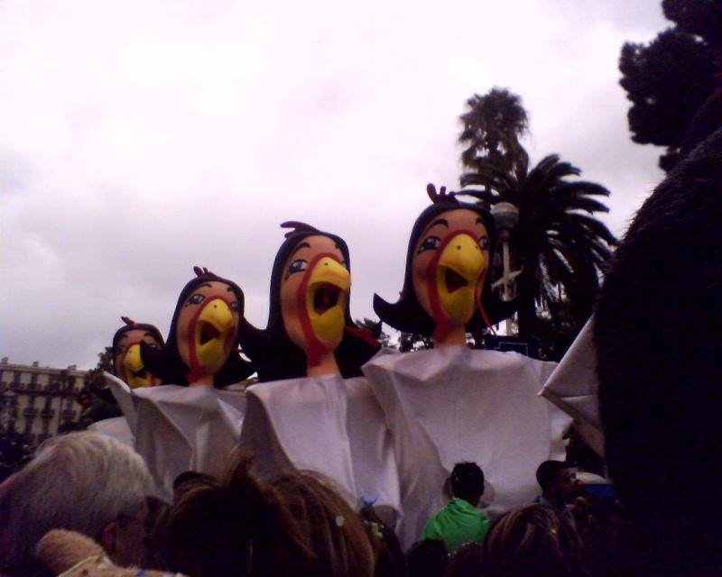 Le Carnaval de Nice 25-02-25