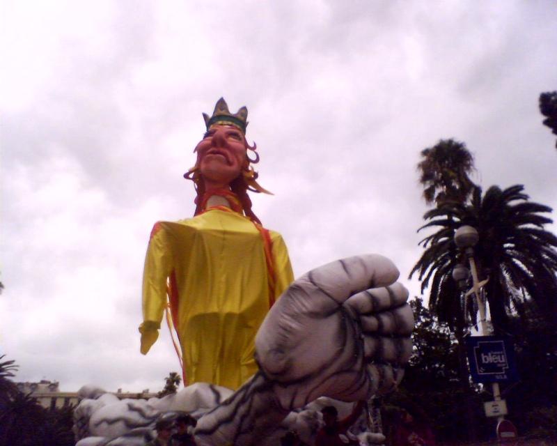 Le Carnaval de Nice 25-02-28