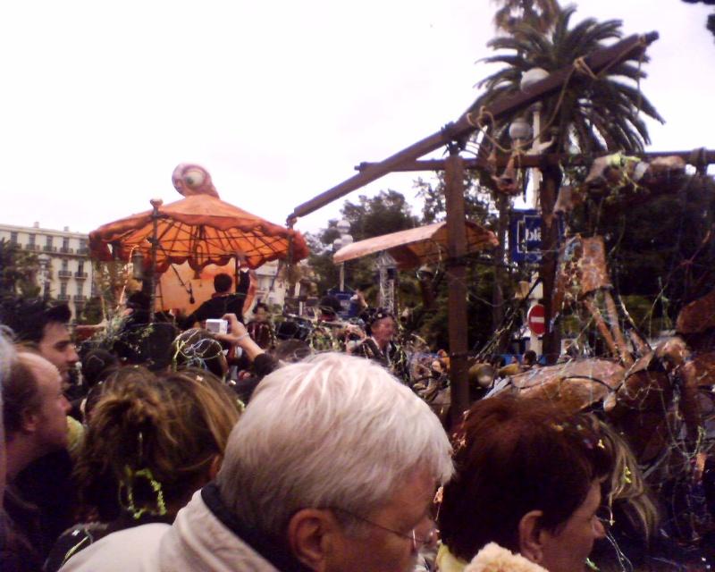 Le Carnaval de Nice 25-02-29