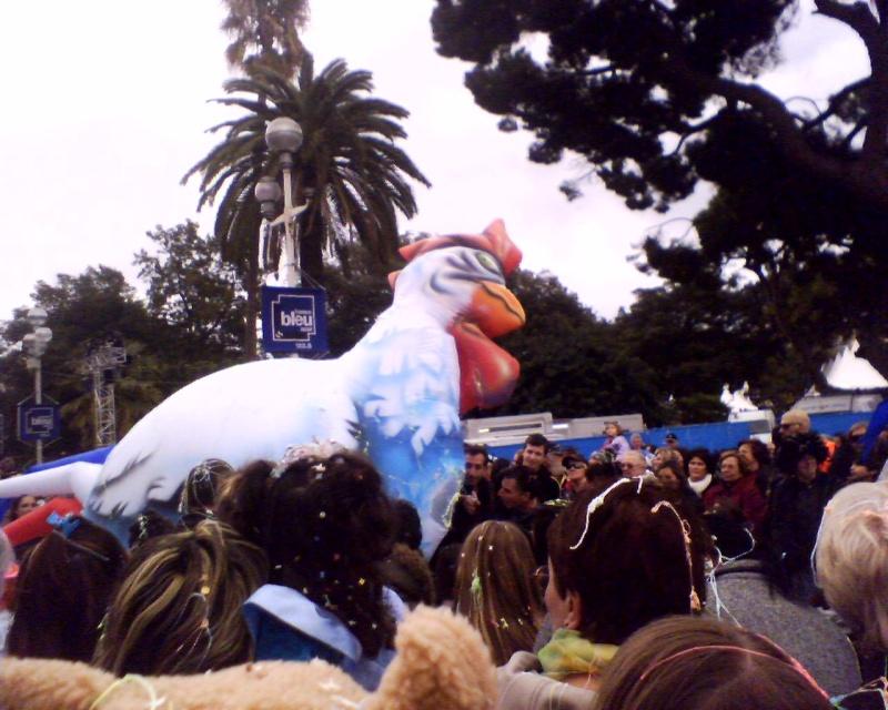 Le Carnaval de Nice 25-02-31