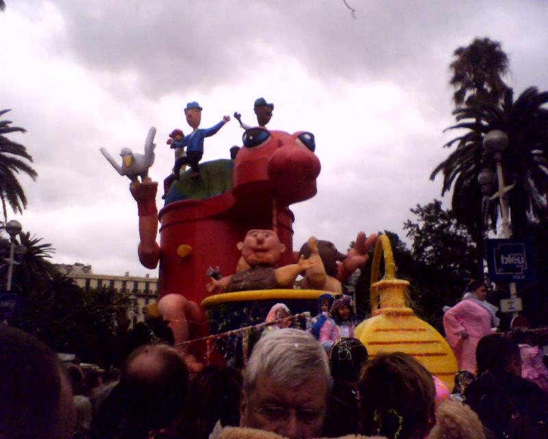 Le Carnaval de Nice 25-02-32