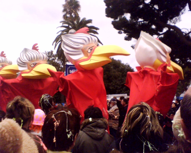 Le Carnaval de Nice 25-02-33