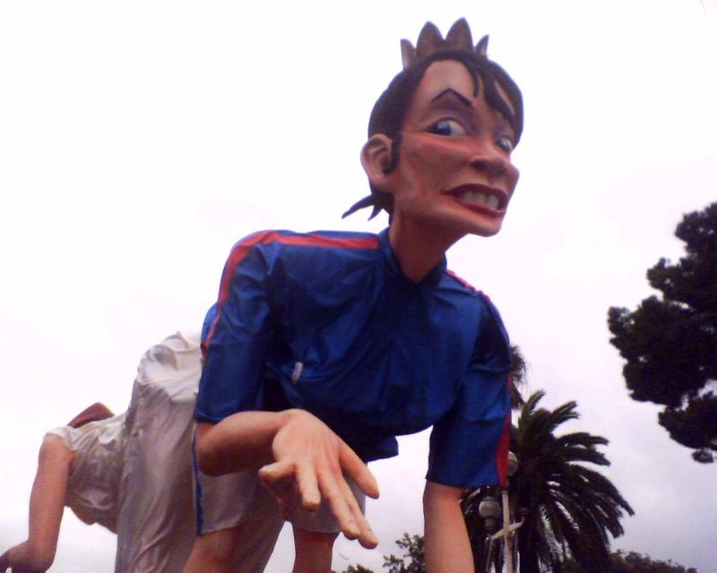 Le Carnaval de Nice 25-02-37