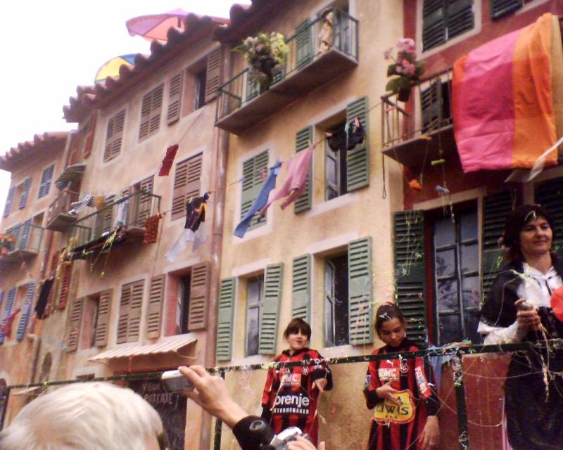 Le Carnaval de Nice 25-02-39