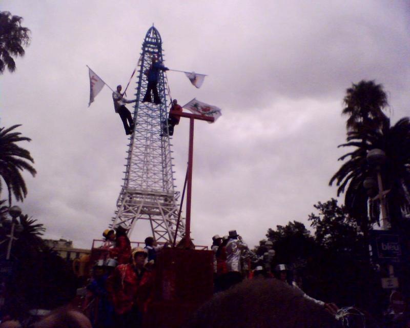 Le Carnaval de Nice 25-02-40
