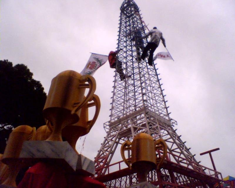 Le Carnaval de Nice 25-02-41
