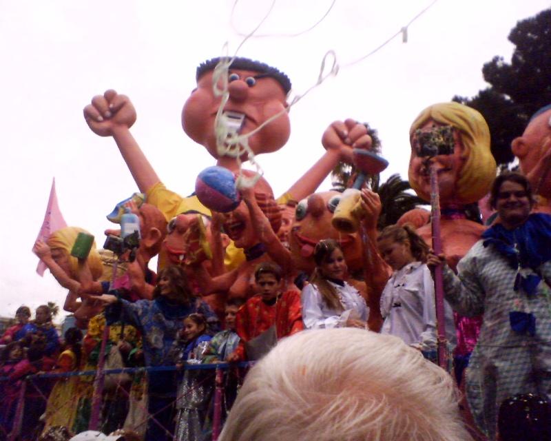 Le Carnaval de Nice 25-02-43