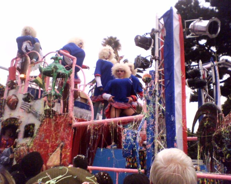Le Carnaval de Nice 25-02-44
