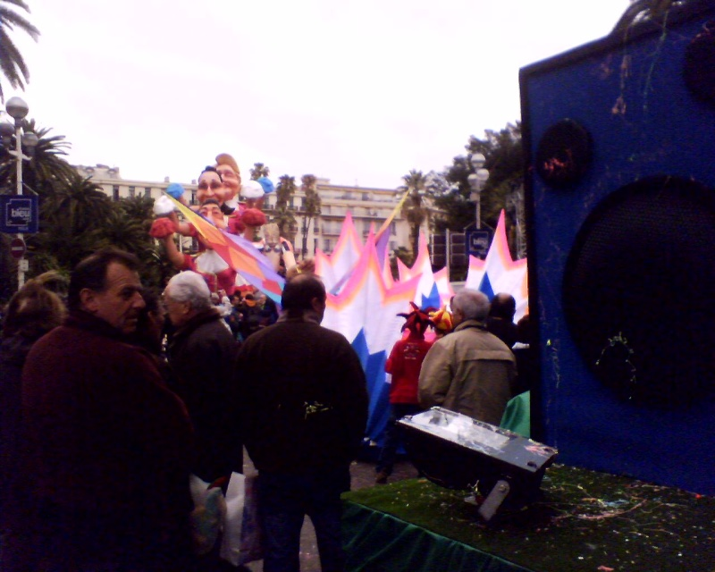 Le Carnaval de Nice 25-02-45