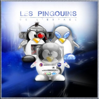 Les Pingouins de l'Espace