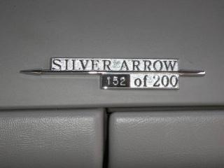 1999 Silver Arrow #152 _99_da11