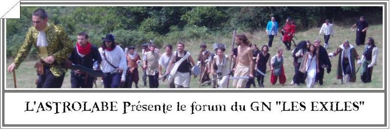 Forum du GN les Exilés